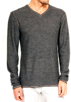 Rogan Orlop Double V Sweater Oasis