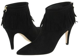Kate Spade Lily Boot (Black Suede)