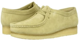 Clarks Wallabee (Beeswax Leather 1) Women's Lace up casual Shoes