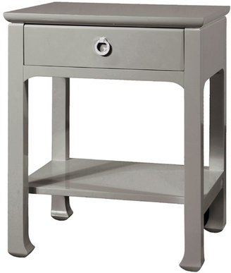Harlow Side Table in Gray