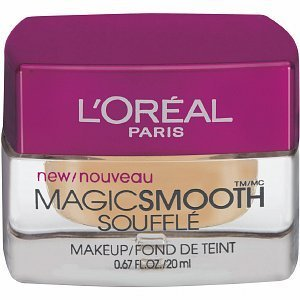L'Oreal Studio Secrets Magic Smooth Souffle Makeup, Sun Beige