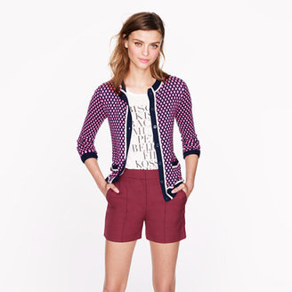 J.Crew Collection pintucked short