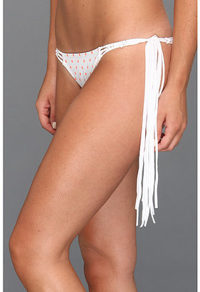 Rip Curl Aloha Dot Tie Side Bikini Bottom
