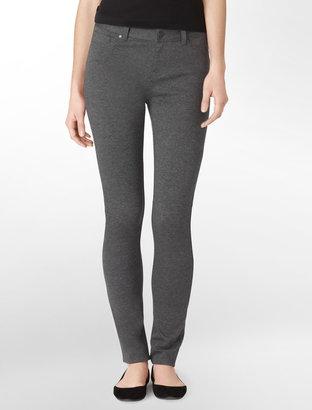 Calvin Klein Jeans 5-Pocket Ponte Pants