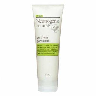 Neutrogena Naturals Purifying Facial Pore Scrub 118 mL