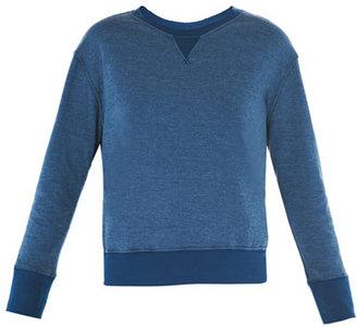 Current/Elliott Stadium distressed sweatshirt