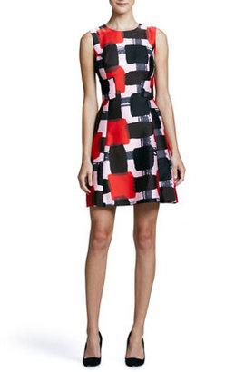 Kate Spade Marti Bow-Back Dress