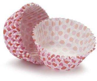 Sur La Table Acme® Polka Dot Bake Cups, Set of 50