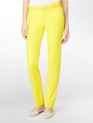 Calvin Klein Body Skinny Pants