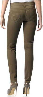Silver Jeans Juniors Jeans, Aiko Skinny, Bronze Wash