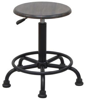 Studio Designs Retro Height Adjustable Height Stool