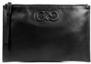 Cole Haan Camlin Leather Medium Pouch