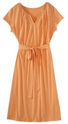 Merona Women's Easy Waist Short Sleeve Dress - Assorted Colors