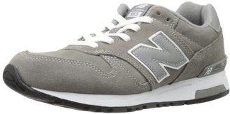 New Balance Men's Ml565 Lifestyle Running Shoe,Grey/Silver,8.5 D US