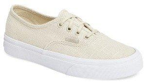 Women's Vans 'Authentic' Sneaker $59.95 thestylecure.com