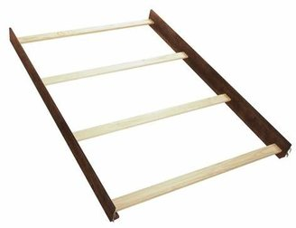 Simmons Slumber Time Elite by Wood Bed Rails - Espresso Truffle