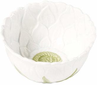 Mikasa Dinnerware, Silk Floral Teal Bowl