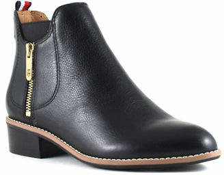 Tommy Hilfiger Toscana Booties