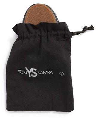 Yosi Samra Foldable Ballet Flat