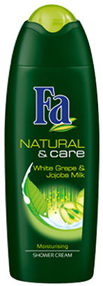 Fa Natural and Care Shower Gel