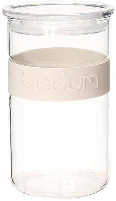 Bodum Presso Storage Jar 34 Oz. (White) - Home