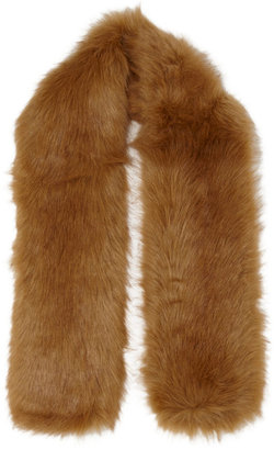 Hat Attack Faux-fur Scarf