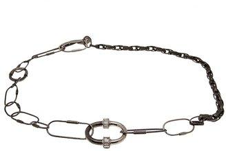 Lanvin chain link necklace/belt