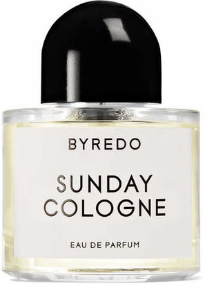 Byredo Sunday Cologne Eau De Parfum - Vetiver, Bergamot, 50ml
