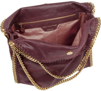 The Falabella convertible faux brushed-leather shoulder bag