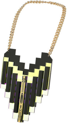Topshop Sarah Angold For Freedom Line Necklace