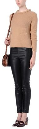 The Row Leather pants