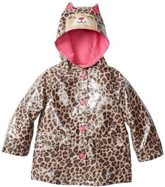 Carter's Girls 2-6x Toddler Hooded Rainslicker Jacket