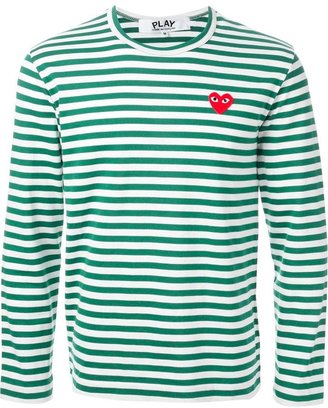 Comme des Garcons long sleeved T-shirt