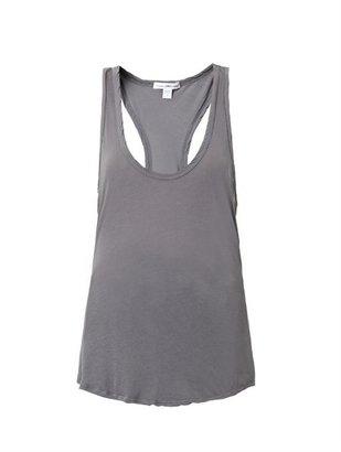 James Perse Cotton-jersey tank top