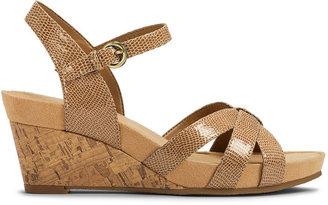 Aerosoles Lighthearted Wedge Sandals