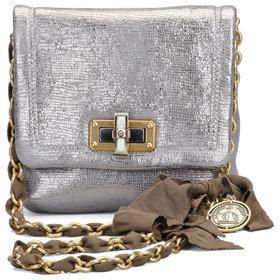 Lanvin Classic Happy Crossbody Bag, Pale Gold