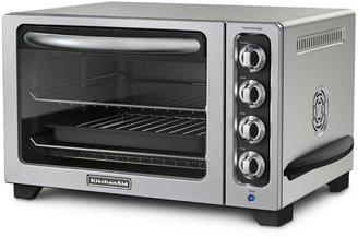 KitchenAid 12-Inch Convection Bake Countertop Oven in Countour Silver