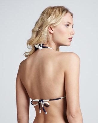 Vix Swimwear Vix Malawi Striped Swim Top