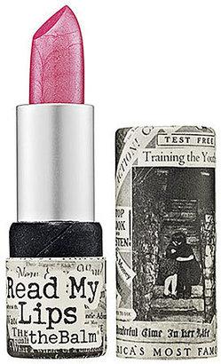 TheBalm Read My Lips Lipstick