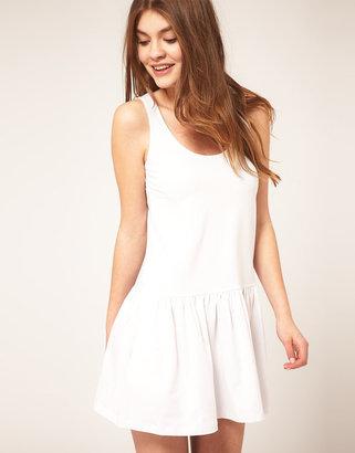 Asos Mini Dress With Pockets