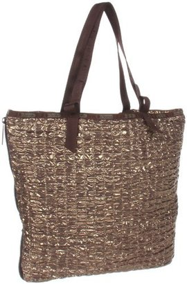 Le Sport Sac Quilted Zipper Tote
