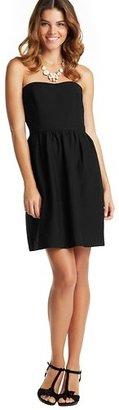 LOFT Tall Bustier Dress