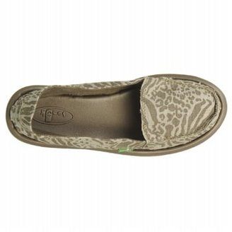 Sanuk Women's Shorty Leppatyga Slip-On