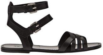 Sigerson Morrison Belle Leather gladiator sandal