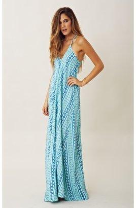 Blu Moon PHAROAH MAXI DRESS