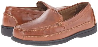 Dockers Catalina (Saddle Leather) Men's Dress Flat Shoes
