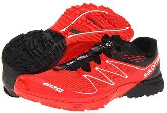 Salomon S-Lab Sense Ultra (Racing Red/Black/White) - Footwear