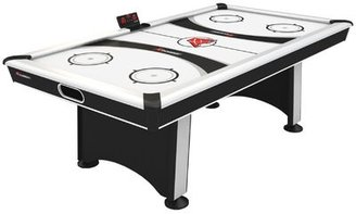 "Atomic Game Tables Blazer 84"" Air Hockey Table with Digital Scoreboard"