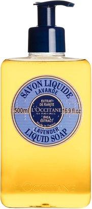 L'Occitane Shea Liquid Soap - Lavender