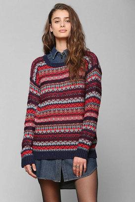 Nordic BDG Tunic Sweater